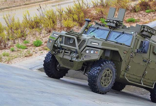 NSPA delivers first batch of 10 High Mobility Tactical Vehicles to Portuguese Army