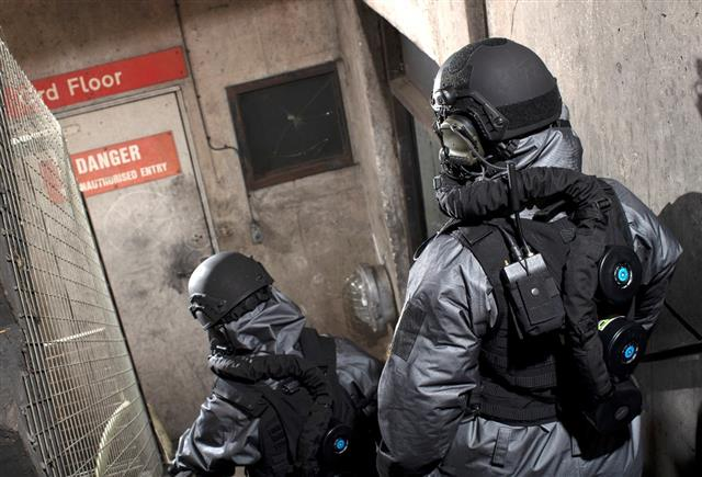 NSPA equips Norway and Finland with CBRN air purifying respirators