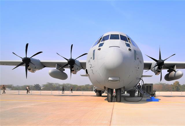 NSPA expands its support to the C-130 fleet