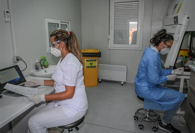 Coronavirus response: Over 15,000 tests conducted in NATO-led missions in Afghanistan and Kosovo