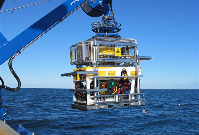 NSPA purchases Remotely Operated Vehicle System (ROVS) for the Spanish Navy
