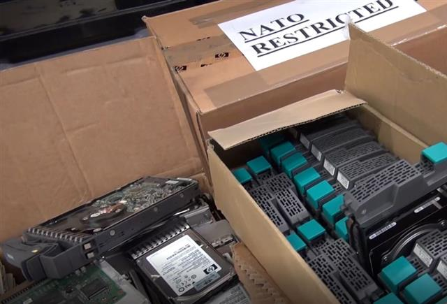 NSPA secures data destruction through in-house capability